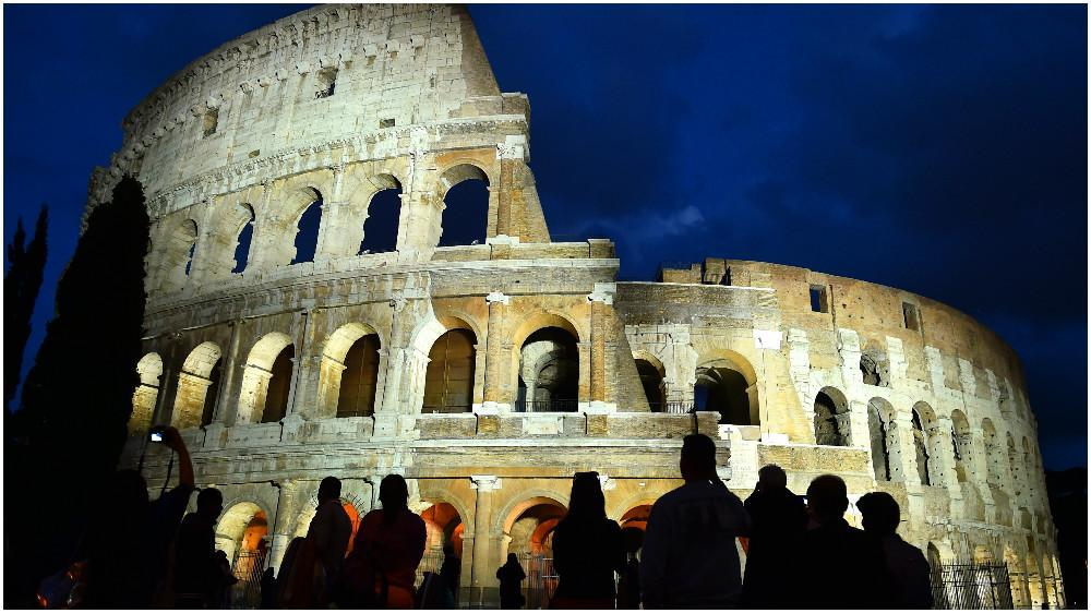 <p>Rank 10: Italy. Percentage of English speakers: 29. Total number of English speakers: 17,000,000. Photo – AFP </p>