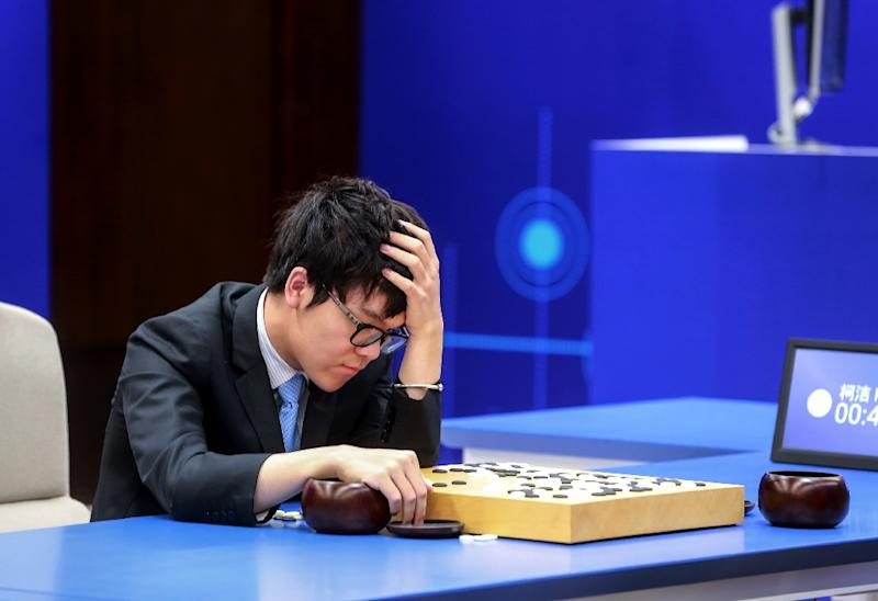 Alphago wins all 3 matches against world's best human Go player