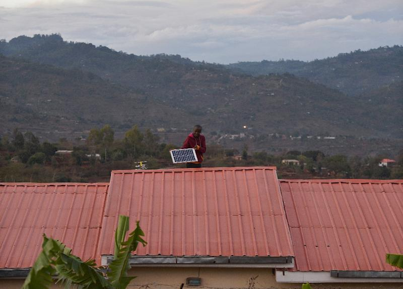 Tiny African start-ups draw interest after slow start