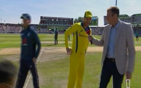 Paine - Credit: Sky Sports