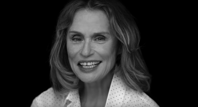 73-year-old Lauren Hutton Tapped for Calvin Klein Underwear Campaign