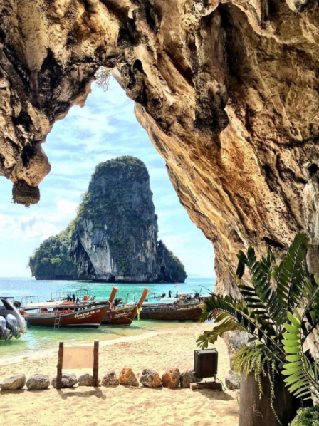 Krabi is a photographer's dream. Photo: Instagram