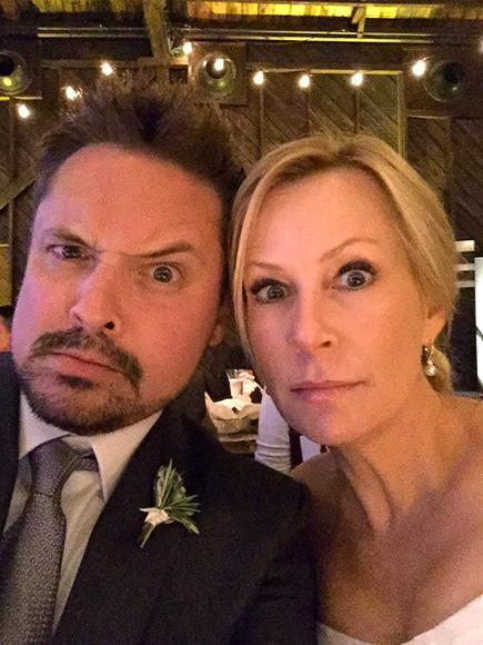 Will Friedle Is Married! Boy Meets World Star Ties the ...