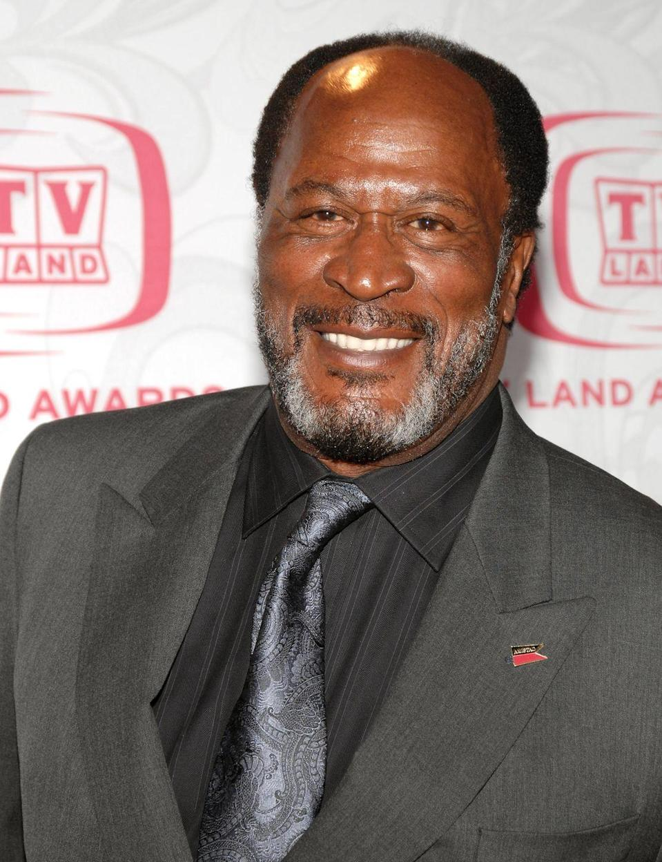 "<p>John Amos, who played James Evans Sr. on the '70s sitcom <em>Good Times,</em> was killed off in season 3. Although the actor wasn't necessarily keen on leaving at first, <a href=""https://www.youtube.com/watch?v=rMp6zFCChFI&index=80&list=PLSZ-OLXEesJ2UET14Ryzz7-mLENC-JWAT"" rel=""nofollow noopener"" target=""_blank"" data-ylk=""slk:he explained"" class=""link rapid-noclick-resp"">he explained</a> that the decision was made because he was in a constant struggle with the writers <a href=""https://www.youtube.com/watch?v=E76YCRL6zE0"" rel=""nofollow noopener"" target=""_blank"" data-ylk=""slk:on the direction they were taking the show"" class=""link rapid-noclick-resp"">on the direction they were taking the show</a>.</p>"