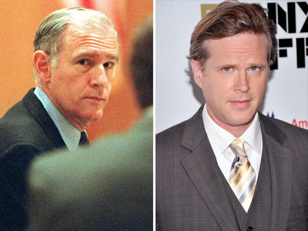 """The Princess Bride"" Cary Elwes will play the late E. Pierce Marshall, billionaire J. Howard Marshall's son, who feuded with Anna Nicole for years over his father's oil fortunes."