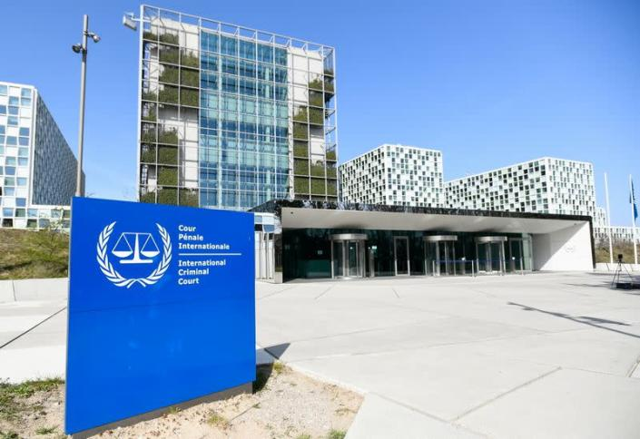 FILE PHOTO: ICC ruling on former Ivory Coast President Gbagbo and former Youth Minister Ble Goude in the Hague