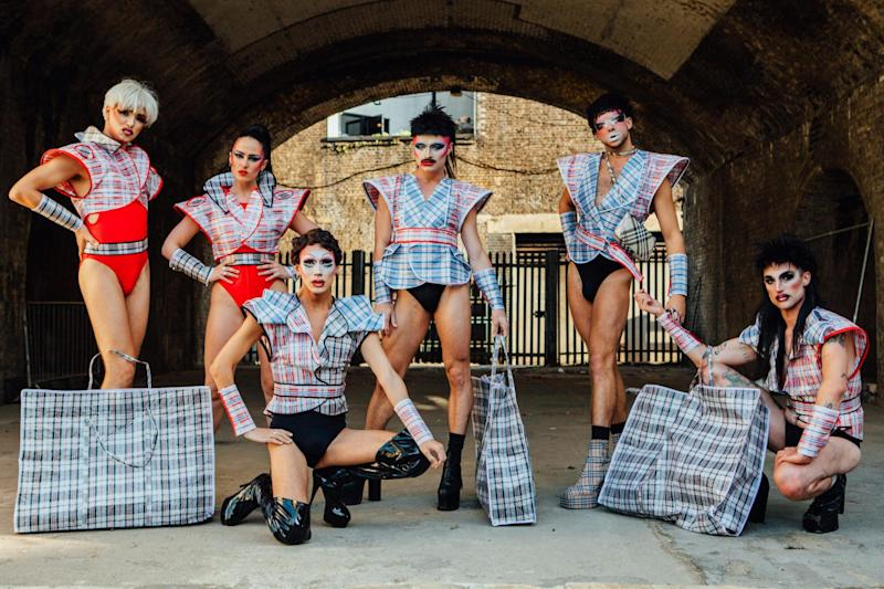 Queer club night Little Gay Brother announce a 13-hour post Pride carnival