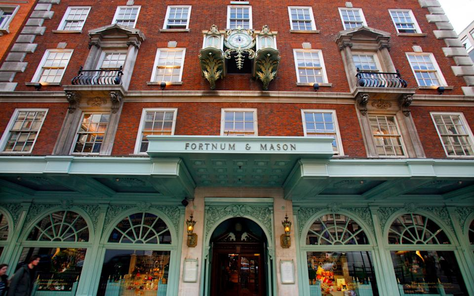 Fortnum and Mason - Heathcliff O'Malley