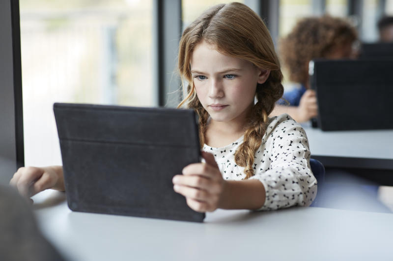 The ICO has published a new Code of Practice to help protect children online [Photo: Getty]