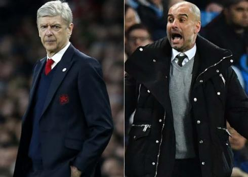 Redenção ou abismo? City e Arsenal trazem embate de técnicos na berlinda