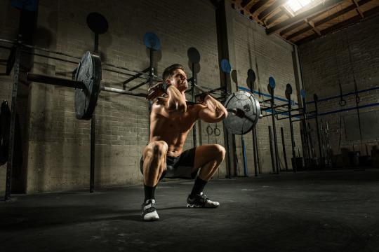 How Much Should You Be Able to Squat?