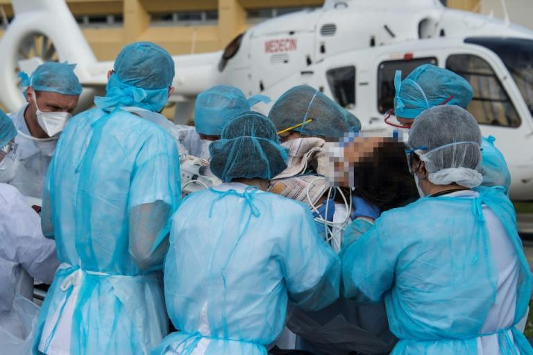 Some medical staff say they have not been able to get sufficient protective clothing