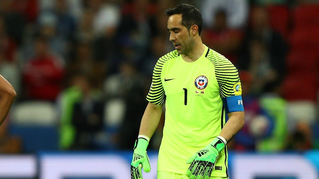 The Manchester City goalkeeper was the hero, saving all three penalties faced, inspiring the South American champions into Sunday's final