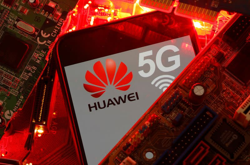 Britain to look to allies to find 5G alternatives to Huawei - minister