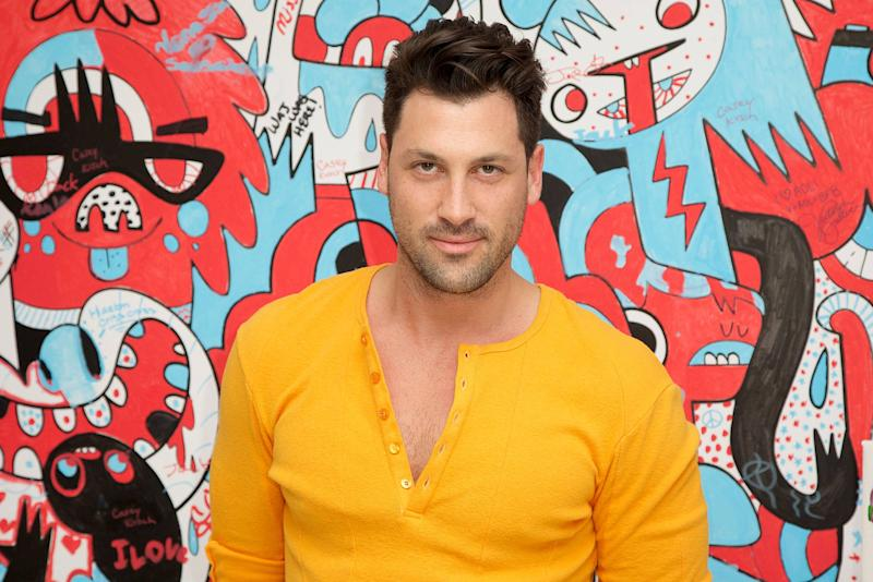 Maksim Chmerkovskiy attends AOL's New National Video Open Call event New York City, USA - 29.11.12 Credit: (Mandatory): Alberto Reyes/WENN.com