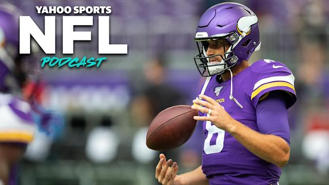 Terez Paylor & Charles Robinson discuss Kirk Cousins' unproductive 2018 and question whether he can take the Vikings to the playoffs in the final two years of his contract. (Photo Credit: Harrison Barden-USA TODAY Sports)