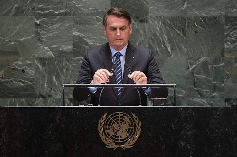 "Bolsonaro all'Onu: ""Battisti arrestato sotto mia presidenza"""