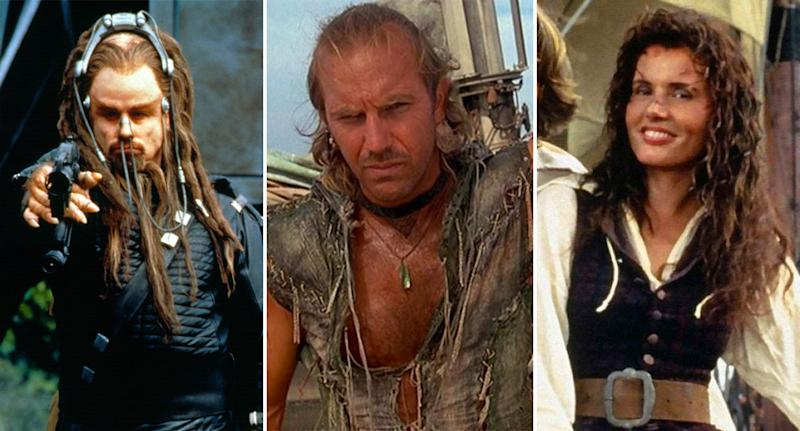 Battlefield Earth, Waterworld, Cutthroat Island.