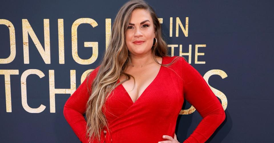 Brittany Cartwright is hitting back at critics of her postpartum body. (Image via Getty Images)