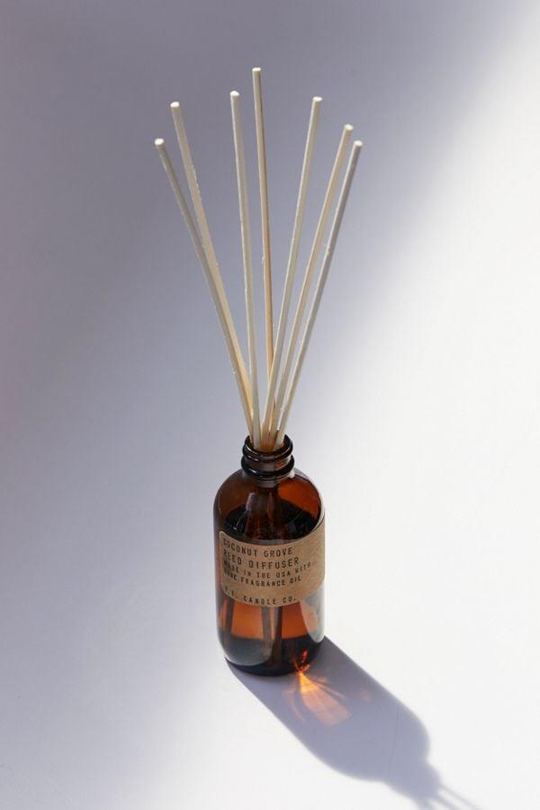 """<p>If you want a scented room without having to light a candle or turn anything on, grab this <a href=""""https://www.popsugar.com/buy/PF-Candle-Co-Reed-Diffuser-478324?p_name=P.F.%20Candle%20Co.%20Reed%20Diffuser&retailer=urbanoutfitters.com&pid=478324&price=22&evar1=fit%3Aus&evar9=46483753&list1=shopping%2Cwellness%2Cself%20care%2Chealth%20and%20wellness%2Curban%20outfiters&prop13=api&pdata=1"""" rel=""""nofollow"""" data-shoppable-link=""""1"""" target=""""_blank"""" class=""""ga-track"""" data-ga-category=""""Related"""" data-ga-label=""""https://www.urbanoutfitters.com/shop/pf-candle-co-reed-oil-diffuser?category=wellness-products&amp;color=030&amp;type=REGULAR"""" data-ga-action=""""In-Line Links"""">P.F. Candle Co. Reed Diffuser</a> ($22).</p>"""