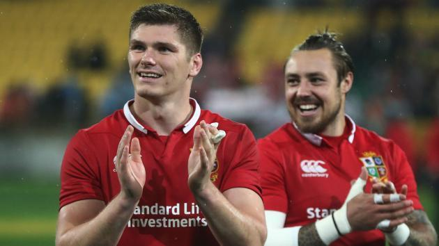 Lions find their finishing touch in famous comeback