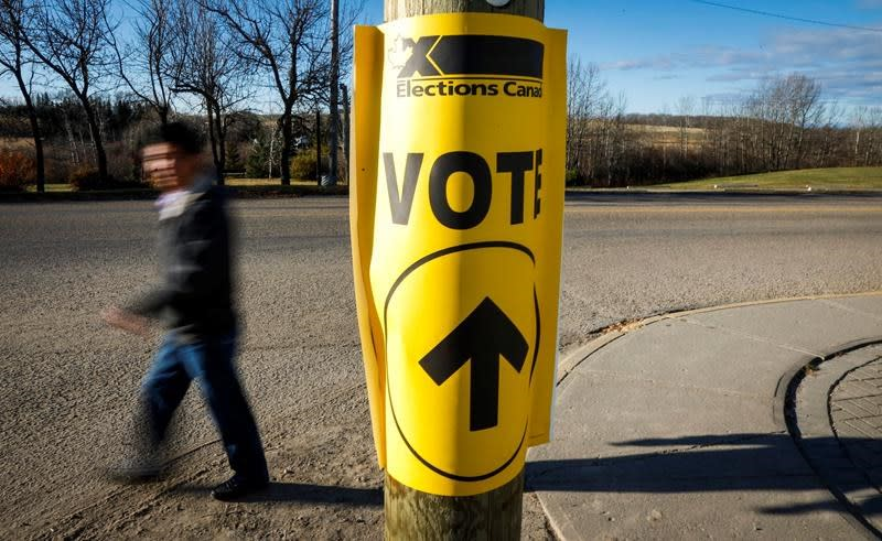 Chief electoral officer decides to stick with voting day amid religious concerns