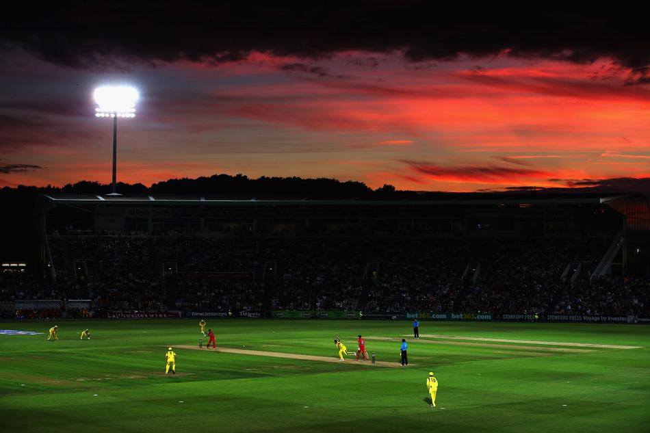 A general view during the first NatWest Series T20 match between England and Australia at Ageas Bowl on August 29, 2013 in Southampton, England.  (Photo by Julian Finney/Getty Images)