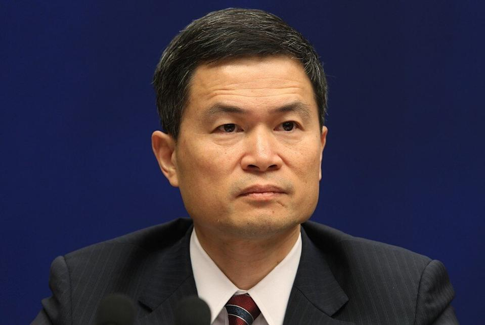 Fang Xinghai, vice-chairman of the China Securities Regulatory Commission, said the revival of Ant Group's blockbuster IPO will come down to how the company responds to new regulations. Photo: Simon Song