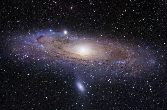 Astronomers are asking the public to help find star clusters in Andromeda, a bright, neighbouring galaxy to our Milky Way.