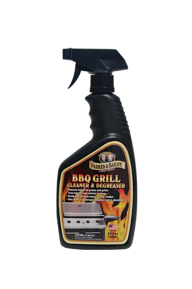 The Best Grill Cleaners To Banish Grime