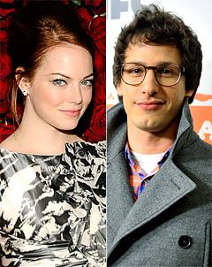Emma Stone, Andy Samberg to Guest Star on 30 Rock