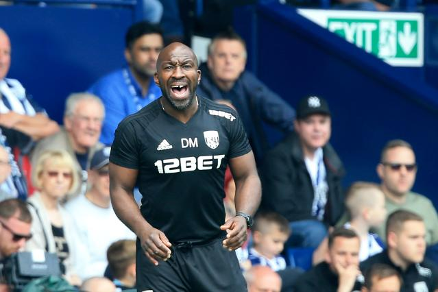 West Brom fans get a glimpse of what could have been under Darren Moore
