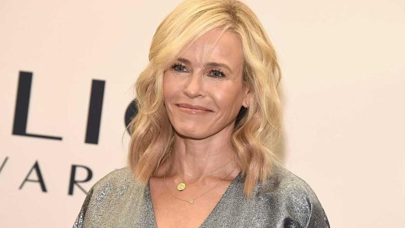 Nude Chelsea Handler Urges Fans to Get Out and Vote Like