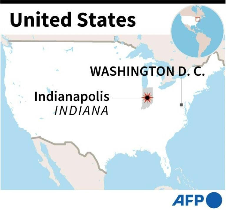 US Indianapolis shooting