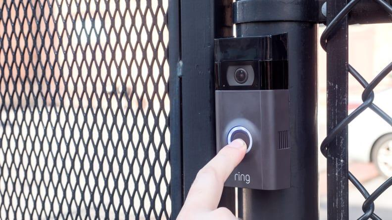 People were obsessed with this smart doorbell during Black Friday.