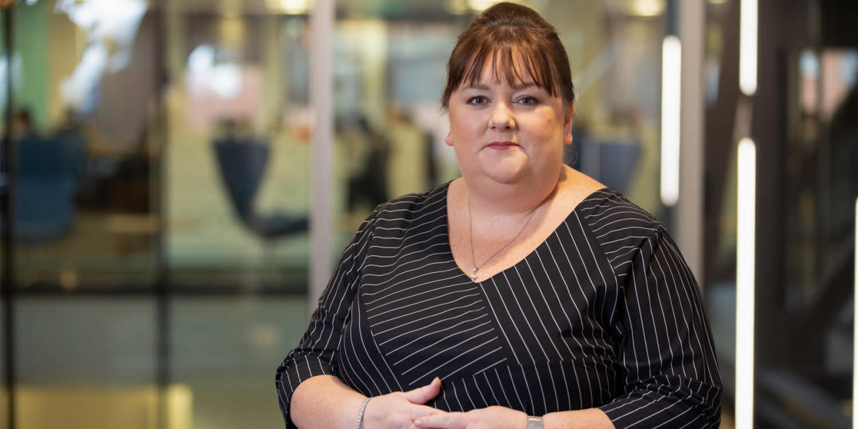 Amanda Murphy, group general manager, head of commercial banking, HSBC UK