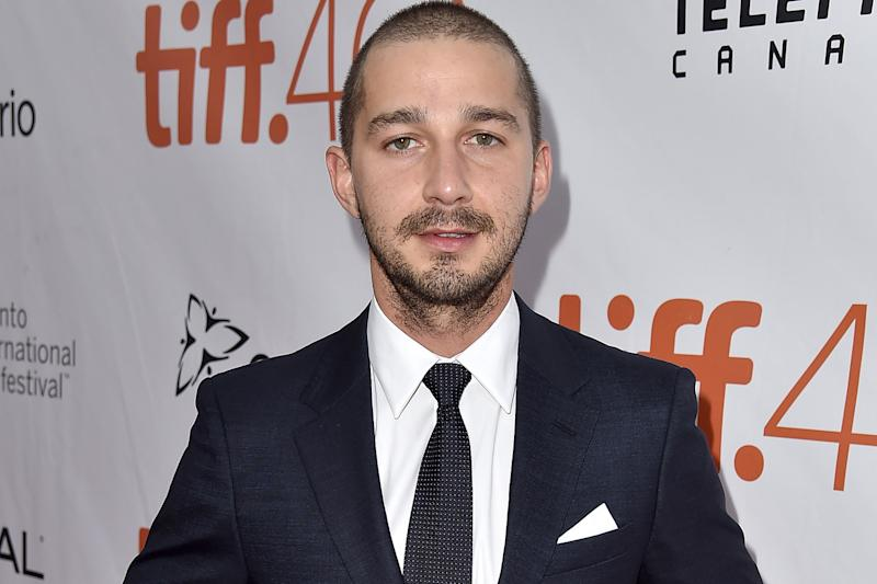 New project: Shia LaBeouf will spend a month in an isolated Lapland cabin: Kevin Winter/Getty