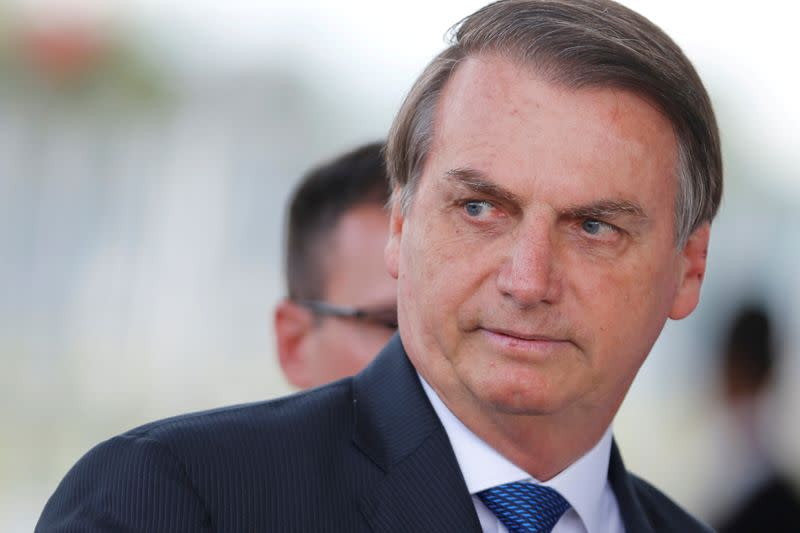 Brazil cancels Davos trip for President Bolsonaro, citing security