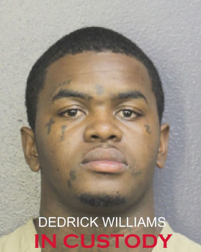 Dedrick Williams.