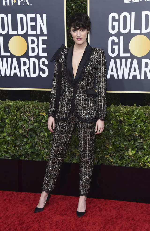 77th Annual Golden Globe Awards – Arrivals