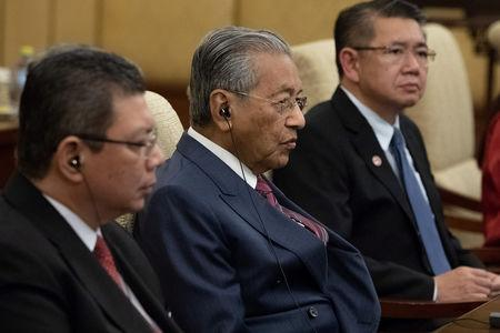 Malaysia to shelve China-backed projects worth $22bn