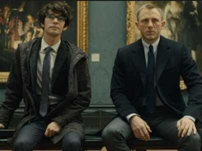 Ben Whishaw James Bond Skyfall Daniel Craig
