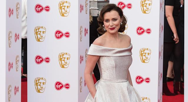 Guests at this year's BAFTAs are being encouraged to rewear or hire their outfit as part of a drive for a sustainable ceremony [Image: Getty]