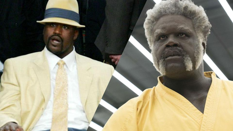 <p>Former basketball star / Steel played martial arts expert Big Fella in<em> Uncle Drew.</em> </p>