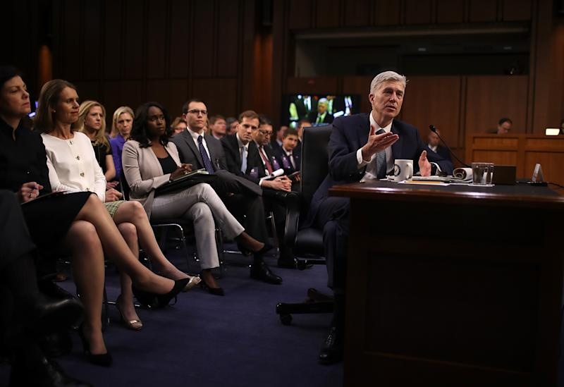 Republicans Just Used the 'Nuclear Option' to Confirm Neil Gorsuch. What's That?