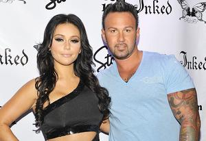 "Jenni ""JWoww"" Farley and Roger Matthew 