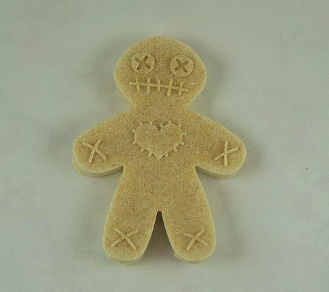 """<strong>Price:</strong> $6.17 <a href=""""https://www.etsy.com/listing/288030245/handmade-oatmeal-soap-voodoo-doll-soap?ref=market"""" target=""""_blank"""">Order it on Etsy.</a>"""