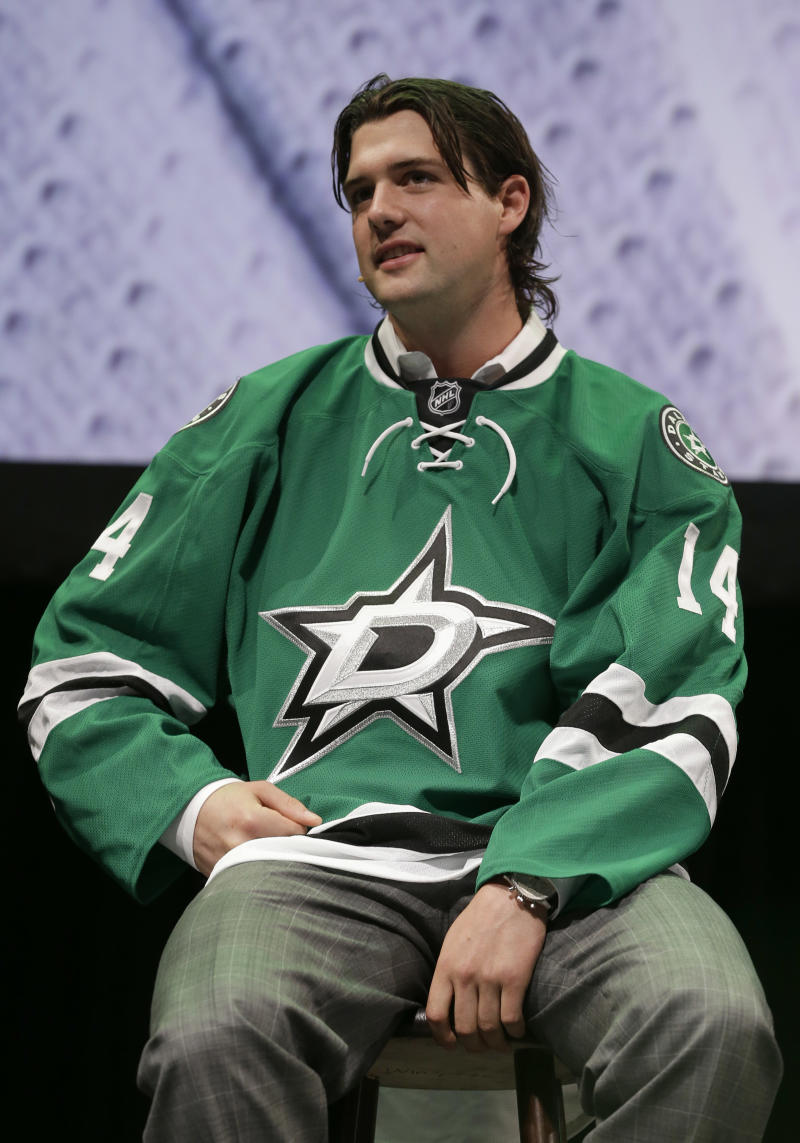 Stars unveil new logo, color amid several changes