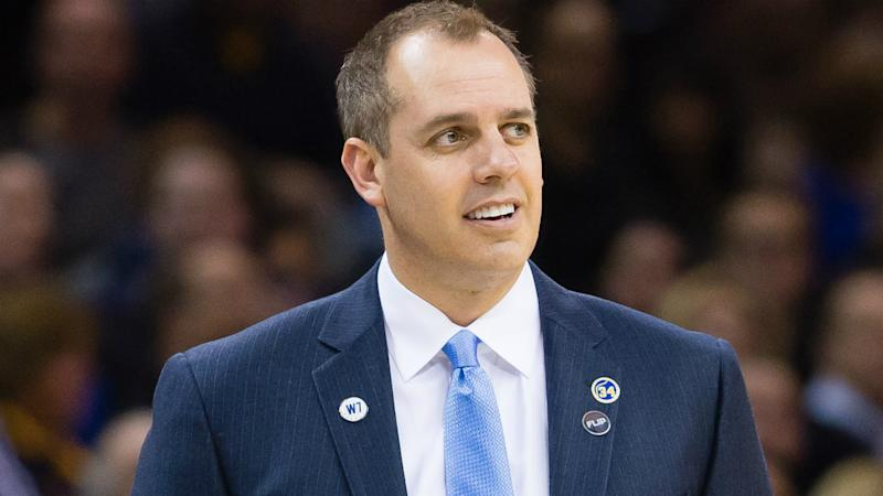 LeBron's Lakers hire Vogel as head coach