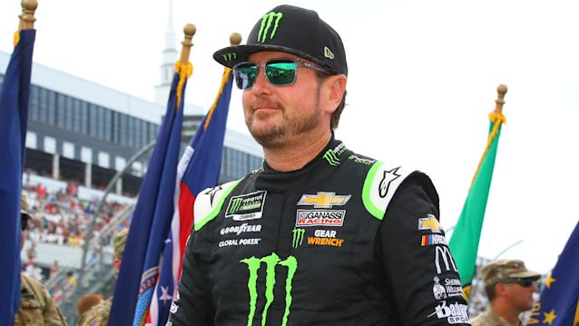 Ricky Stenhouse Jr. doesn't anticipate any retaliation from Kurt Busch